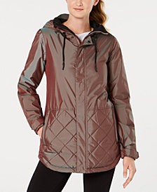 Volcom Juniors' Winrose Hooded Jacket