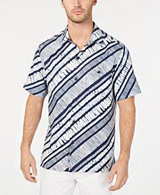 Tommy Bahama Men's North Shore Winds Silk Shirt
