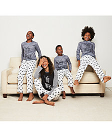 Matching Family Pajamas Oh Deer Mix and Match, Created for Macy's