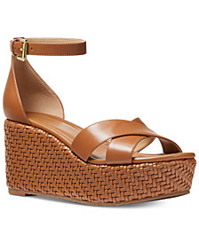 MICHAEL Michael Kors Desiree Wedge Sandals