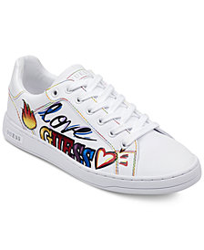 GUESS Women's Crayza Sneakers