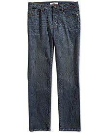 Men's Relaxed Oscar Jeans with Magnetic Fly
