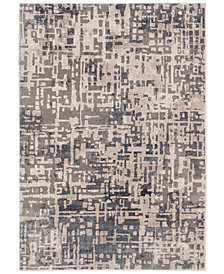 "Trisha Yearwood Home Enjoy Alair Oyster/Chalk 5' x 7'6"" Area Rug"