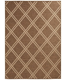 "Trisha Yearwood Home Minot Indoor/Outdoor 6'7"" x 9'6"" Area Rug"