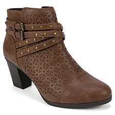 Fisher Ankle Bootie