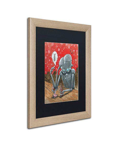 """Trademark Global Craig Snodgrass 'Prophecy' Matted Framed Art, 16"""" x 20"""""""