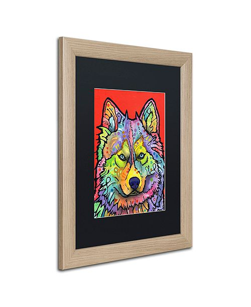 "Trademark Global Dean Russo 'Magua' Matted Framed Art, 16"" x 20"""