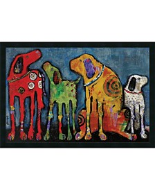 Amanti Art Best Friends Framed Art Print