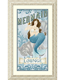 Amanti Art Mermaid I Framed Art Print