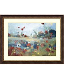 Amanti Art Garden Delight  Framed Art Print