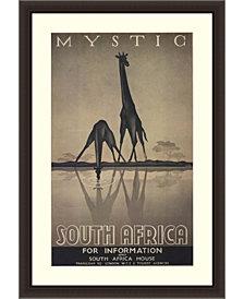 Amanti Art Mystic South Africa  Framed Art Print