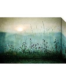 Amanti Art Autumn Sunrise  Canvas Art Gallery Wrap
