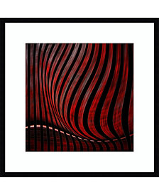 Amanti Art Optic Illusion Framed Art Print