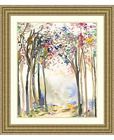 Amanti Art Sunny Path I  Framed Art Print