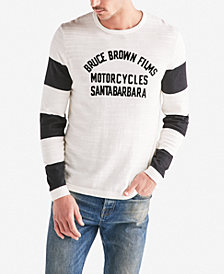 Lucky Men's Bruce Brown Moto Sweater