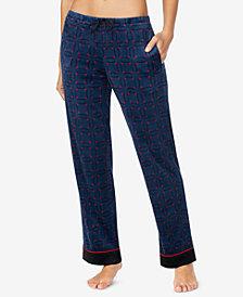 DKNY Cuffed Pajama Pants