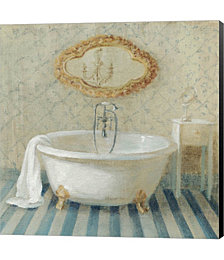 Victorian Bath II by Danhui Nai Canvas Art