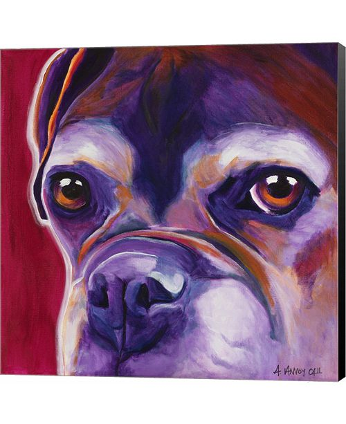 Metaverse Wallace by Mindy Sommers Canvas Art