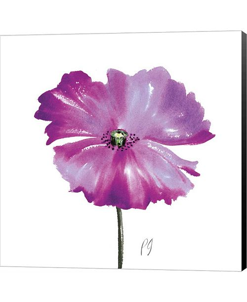 Metaverse Poppies Tempo III by Art Licensing Studio Canvas Art