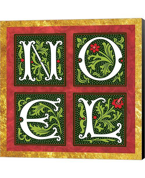 Metaverse Noel by Tammy Apple Canvas Art
