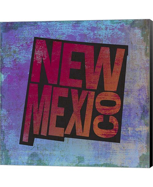 Metaverse New Mexico by Art Licensing Studio Canvas Art