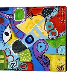 Owl III by Joy Canvas Art