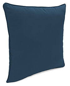 "Jordan Manufacturing Outdoor 18"" x 18"" Toss Pillow, Set of 2, Cast Petal"