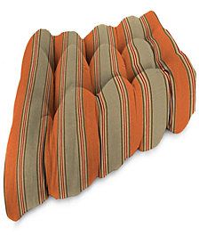 Jordan Manufacturing Outdoor Wicker Settee Cushion - 1 Pack