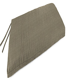 Jordan Manufacturing   Outdoor Bench Cushion - 1 Pack