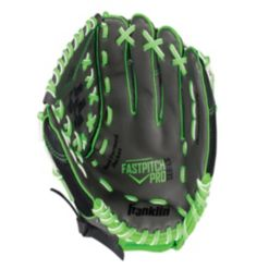 "Franklin Sports 11.0"" Mesh Pvc Windmill Series Right Handed Thrower Softball Glove"