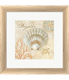 Nautical Shells II by Cynthia Coulter Framed Art