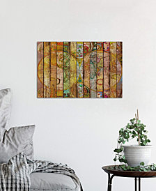 "iCanvas ""Around the World in Thirteen Maps"" by Diego Tirigall Gallery-Wrapped Canvas Print (18 x 26 x 0.75)"