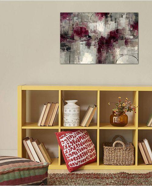 "iCanvas ""Stone Gardens "" by Silvia Vassileva Gallery-Wrapped Canvas Print (18 x 26 x 0.75)"