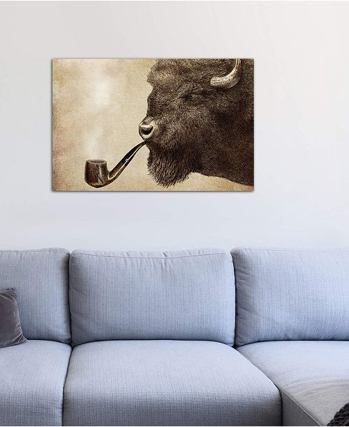 "iCanvas ""Big Smoke"" by Eric Fan Gallery-Wrapped Canvas Print"