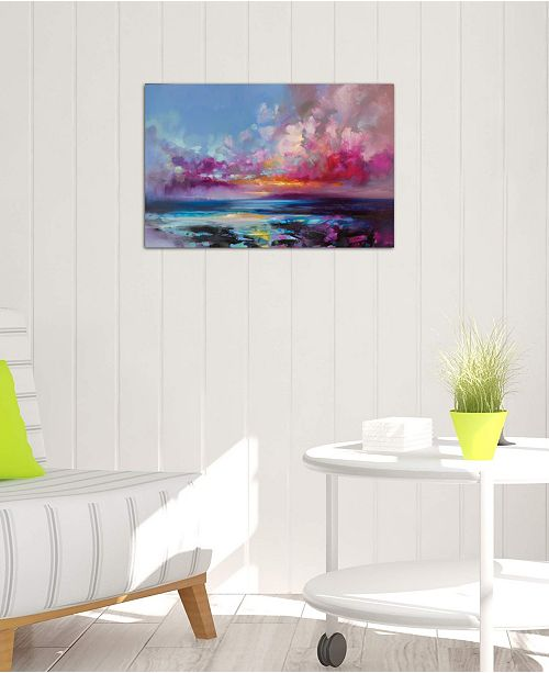 "iCanvas ""Arran Glow"" by Scott Naismith Gallery-Wrapped Canvas Print (26 x 40 x 0.75)"