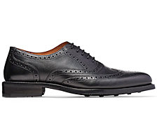 Mission Wingtip Oxford Rubber Sole