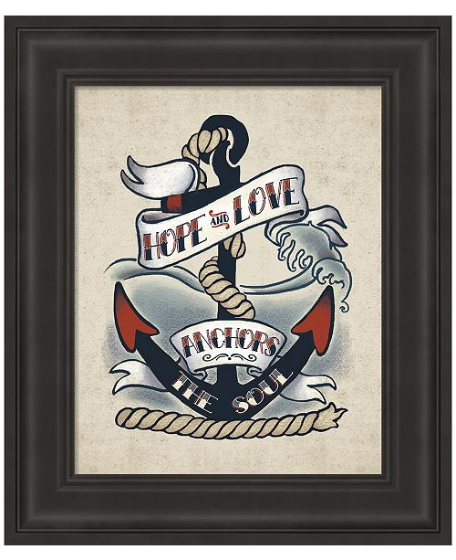 Metaverse Sailor Wisdom I by Janelle Penner Framed Art
