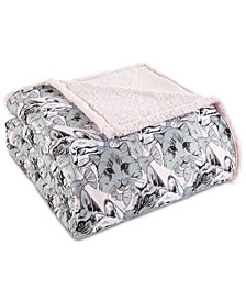Shavel Micro Flannel® to Sherpa Full/Queen Blanket