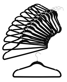 Clothes Hangers, 50 Pack Felt