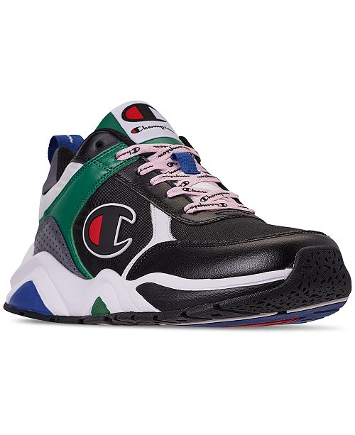 2fa5909119759 Champion Men s 93Eighteen Casual Sneakers from Finish Line   Reviews ...