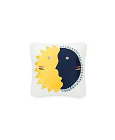 """Sun 18"""" X 18"""" Dec Pillow"""