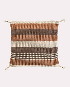"Horizon 20"" Stripe Pillow"