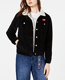 Dickies Sherpa-Lined Trucker Jacket