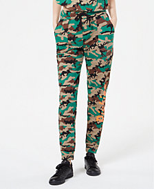 Dickies Camouflage-Print Jogger Pants