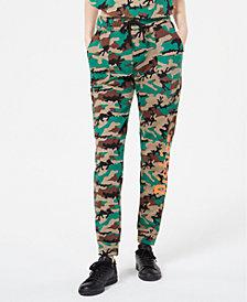 Dickies Camouflage-Print Jogger Pants