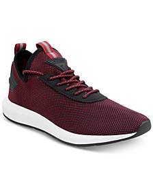 GUESS Men's Zolar Knit Sneakers