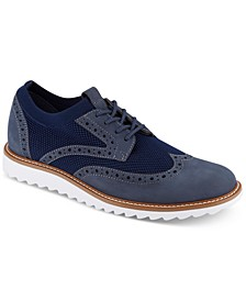 Men's Hawking Knit Smart Series Wingtip Oxfords