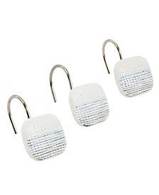 Croscill Nomad Shower Curtain Hooks