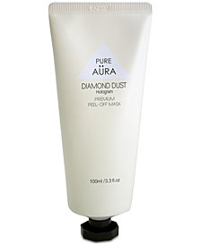 Pure Aura Diamond Dust Peel-Off Mask, 100 ml