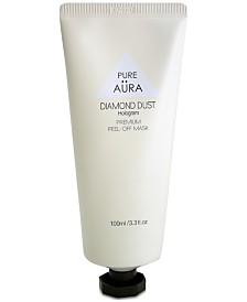 Pure Aura Diamond Dust Peel-Off Mask, 3.3 oz.